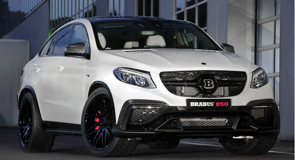 Brabus для Mercedes GLE Coupe (2).jpg